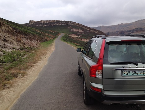 Luxury and space; 2007 XC90 3.2. Not broken in yet – maybe I can get the odo to 60 000 km's this year!