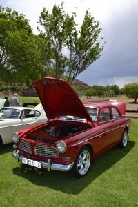 Oom Tom - the rally Volvo!