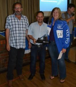 Bent Spanner...Magda and Bertus Ferreira