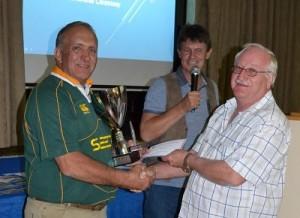Chairmans Award - Fred Hawman