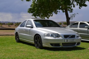 Emile Smit....one hot S60R